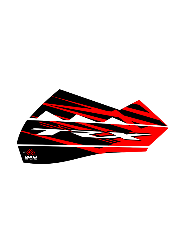 Hand Protector TRX Red
