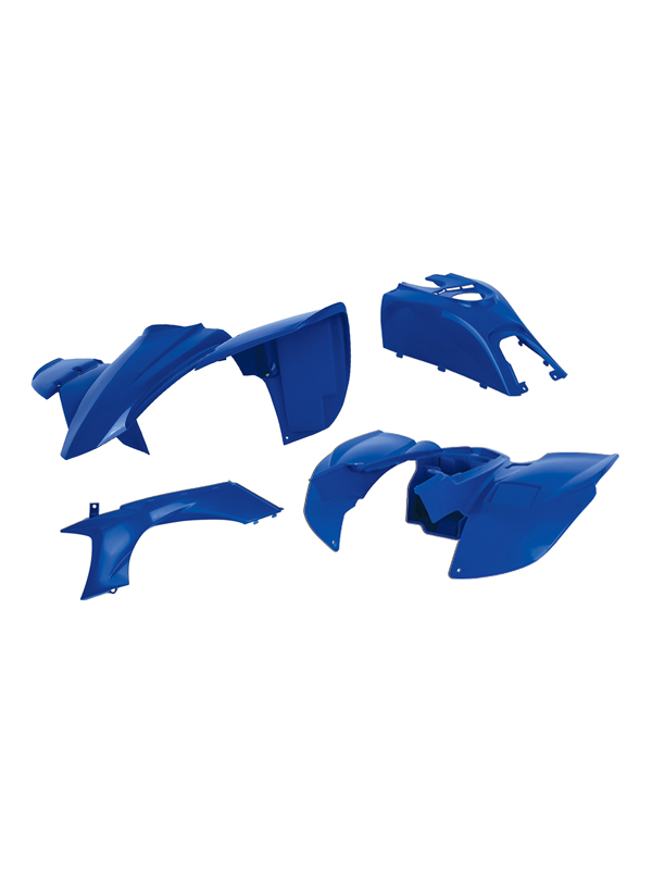 Plastic Kit YFZ 450 Blue